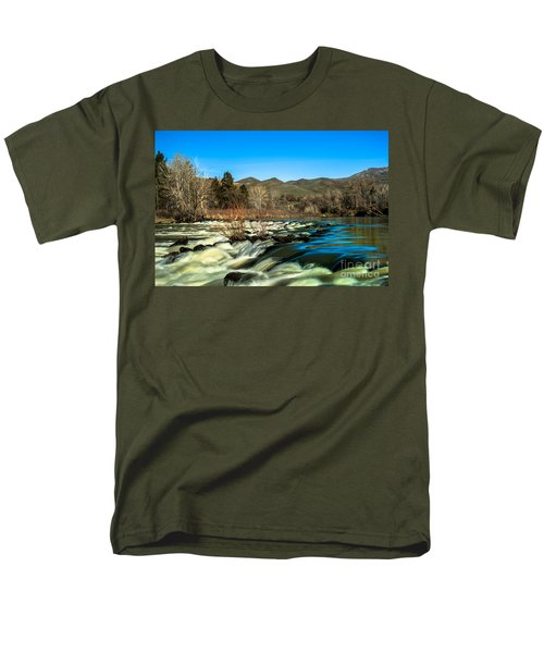 The Payette River T-Shirt by Robert Bales