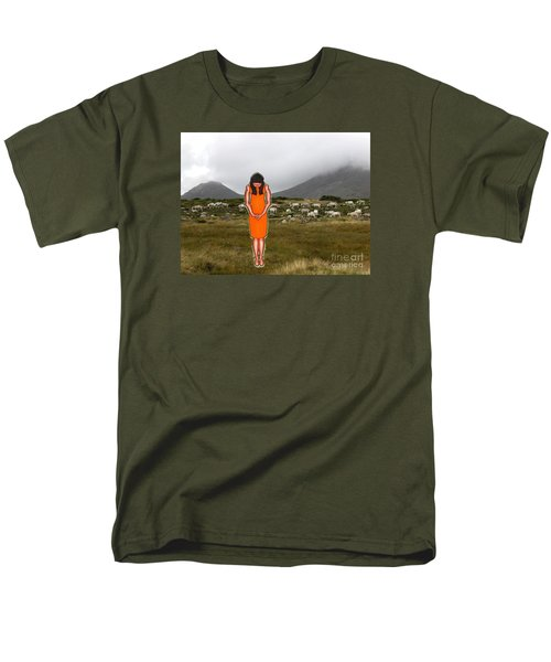 THINKING ABOUT THE SHEPHERD T-Shirt by Patrick J Murphy