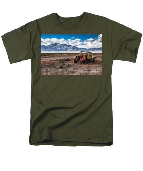 This Old Truck T-Shirt by Robert Bales
