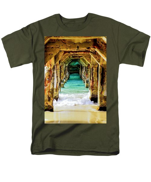 TRANQUILITY BELOW T-Shirt by KAREN WILES