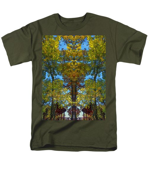 Trees Alive T-Shirt by Susan Leggett
