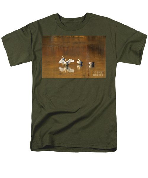 Trumpeter Ballet T-Shirt by Mike  Dawson