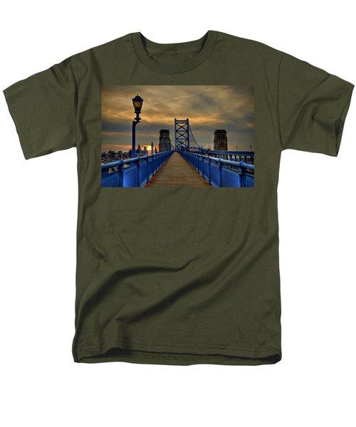 Walk with Me T-Shirt by Evelina Kremsdorf