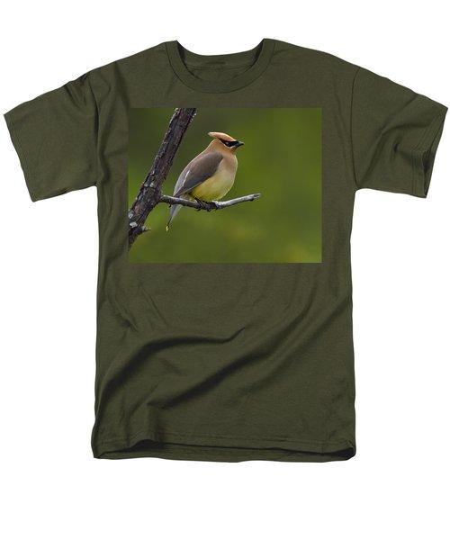 Wax On Men's T-Shirt  (Regular Fit) by Tony Beck