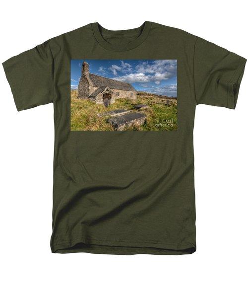 Welsh Church T-Shirt by Adrian Evans