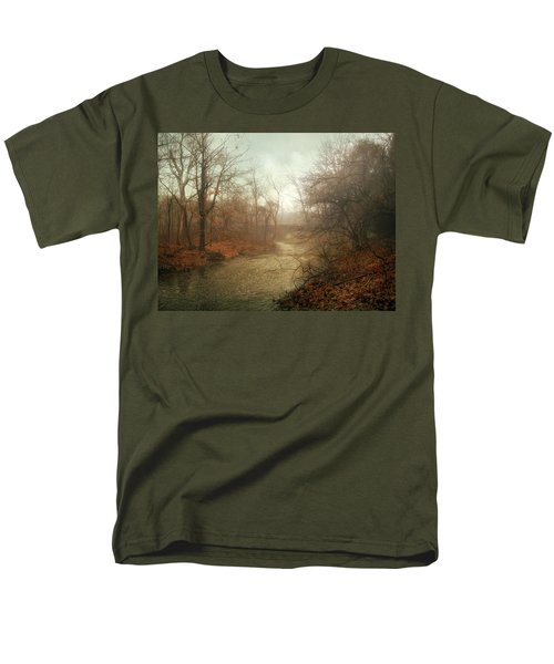 Winter Mist T-Shirt by Jessica Jenney