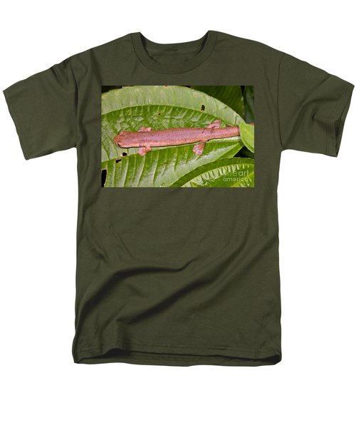 Bolitoglossine Salamander Men's T-Shirt  (Regular Fit) by Dante Fenolio