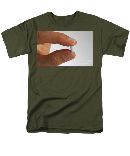 Sertraline Hydrochloride Tablet T-Shirt by Photo Researchers, Inc.