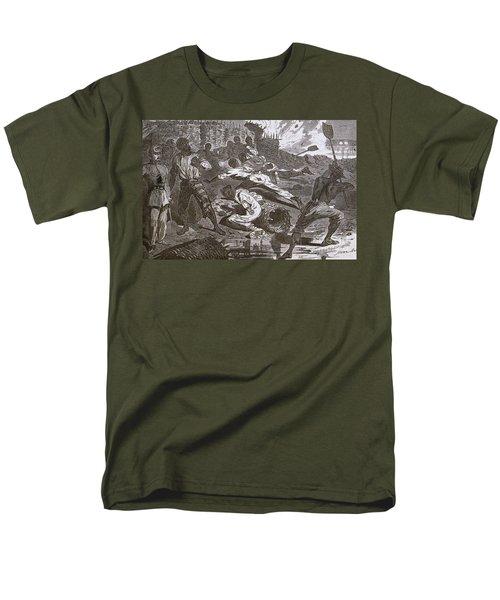 Siege Of Vicksburg, 1863 T-Shirt by Photo Researchers