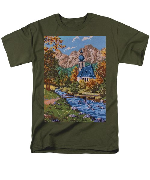 Bavarian Country T-Shirt by M and L Creations Craft Boutique