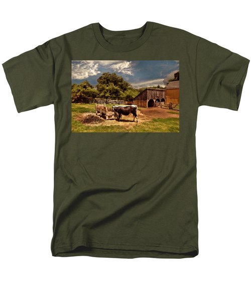 Country Life T-Shirt by Lourry Legarde