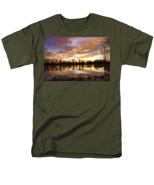 Crane Hollow Sunrise Boulder County Colorado T-Shirt by James BO  Insogna