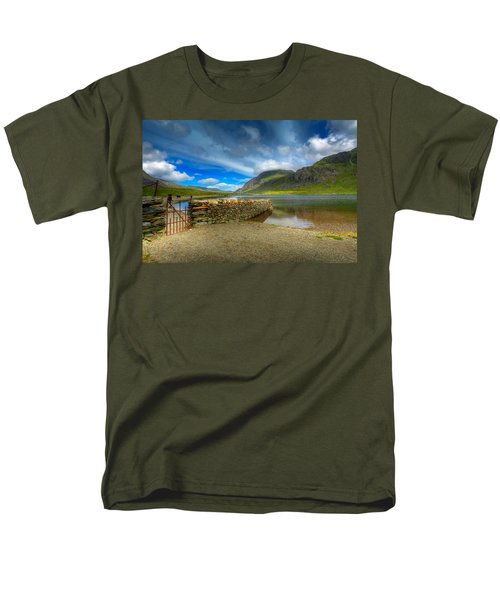 Cwm Idwal T-Shirt by Adrian Evans