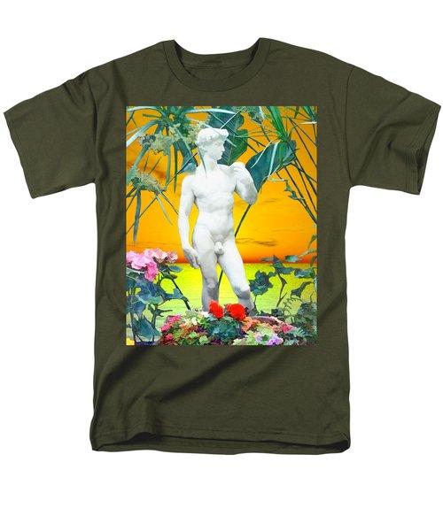 David T-Shirt by Kurt Van Wagner