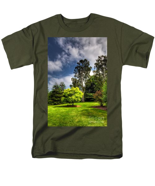 English Countryside  T-Shirt by Adrian Evans