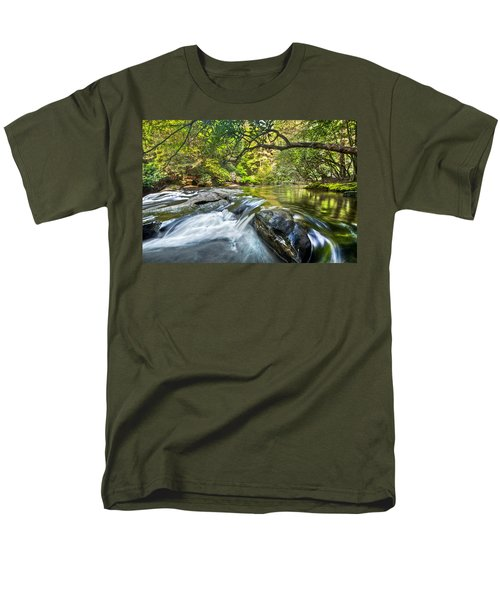 Forest Jewel T-Shirt by Debra and Dave Vanderlaan