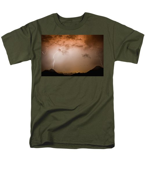 Lightning Dome T-Shirt by James BO  Insogna