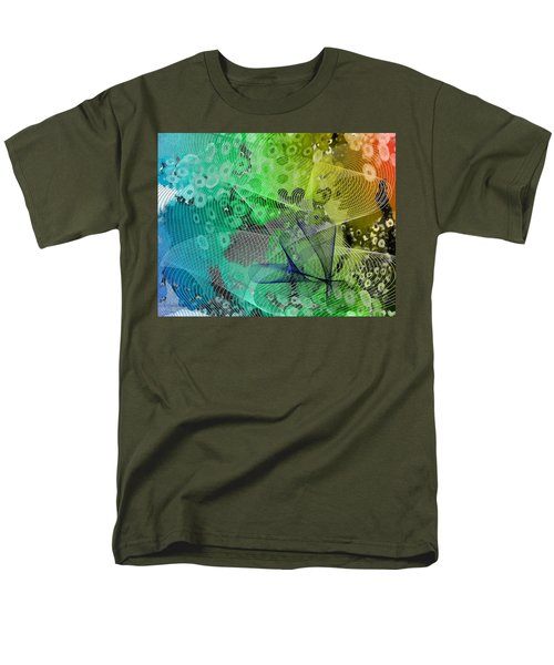 Magnification 5 T-Shirt by Angelina Vick
