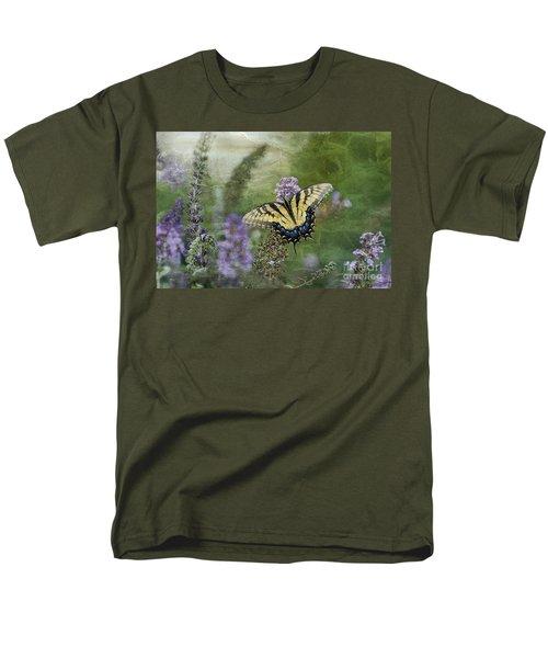 My Mothers Garden - D007041 T-Shirt by Daniel Dempster