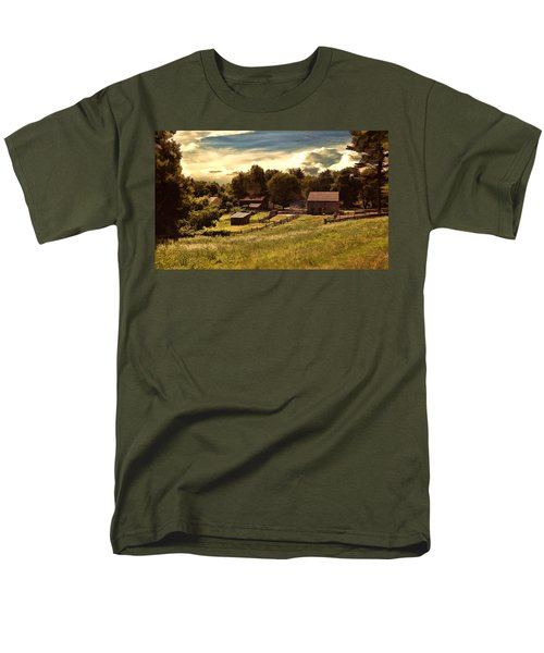 Olden Times T-Shirt by Lourry Legarde