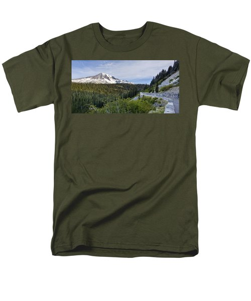 Rainier Journey T-Shirt by Mike Reid