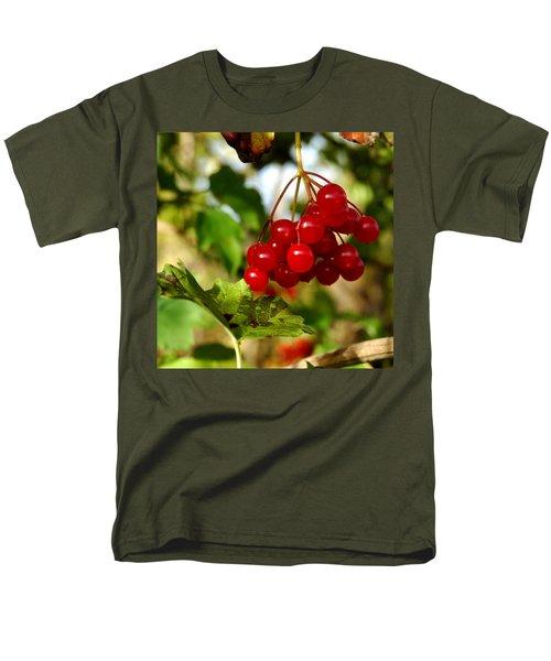 Red Bunch T-Shirt by LeeAnn McLaneGoetz McLaneGoetzStudioLLCcom