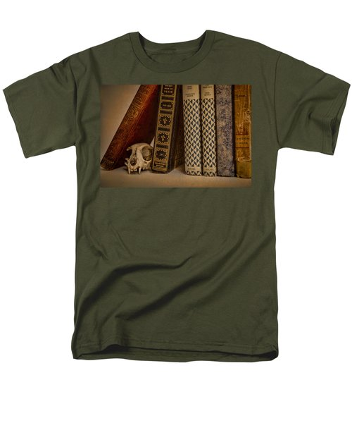 Reference T-Shirt by Heather Applegate