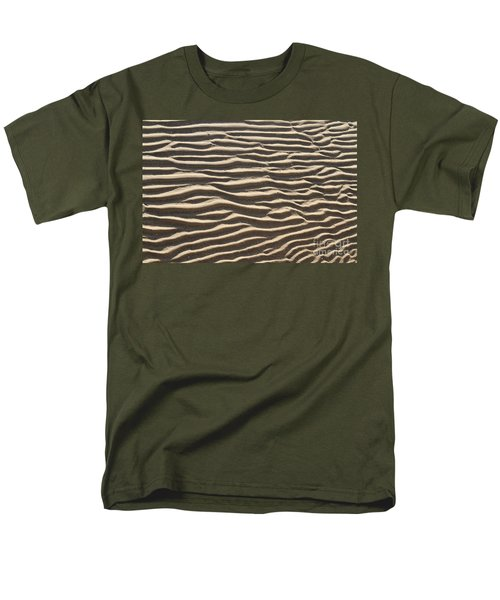 Sand Ripples T-Shirt by Photo Researchers, Inc.