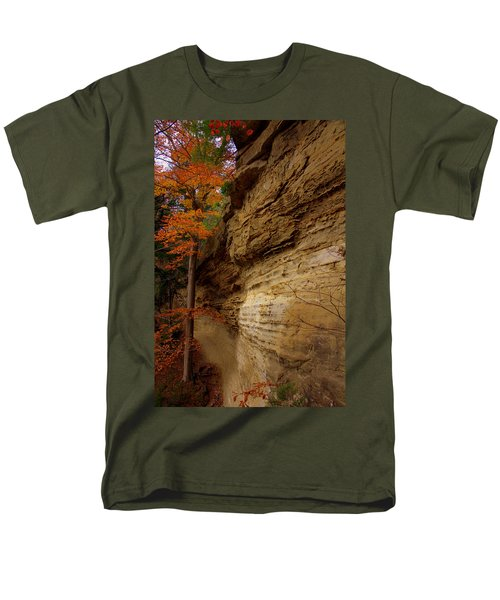 Side Winder T-Shirt by Ed Smith