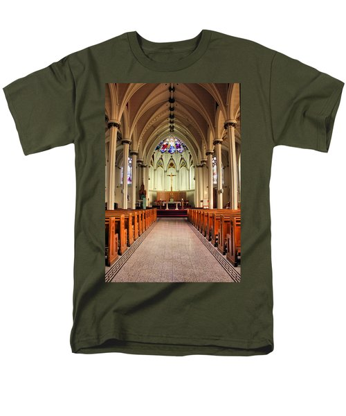 St. Mary's Basilica Halifax T-Shirt by Kristin Elmquist
