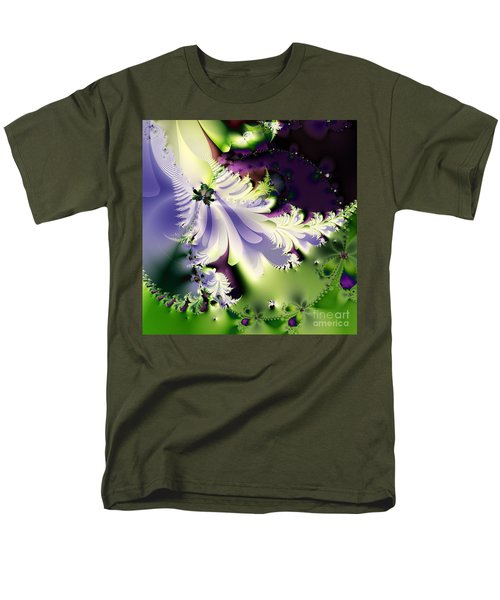 The Butterfly Effect . Version 2 . Square T-Shirt by Wingsdomain Art and Photography
