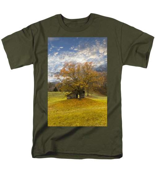 The Old Oak Tree T-Shirt by Debra and Dave Vanderlaan