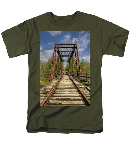 The Old Trestle T-Shirt by Debra and Dave Vanderlaan