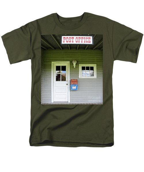 The Post Office T-Shirt by Paul Ward