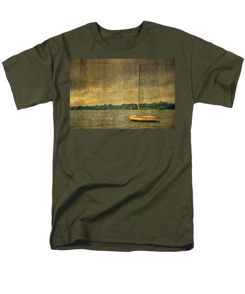 Tranquility T-Shirt by Debra and Dave Vanderlaan
