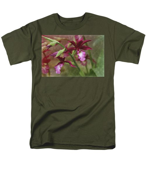 Tropical Beauty T-Shirt by Debra and Dave Vanderlaan