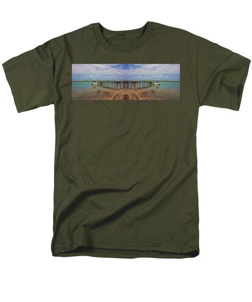 Vacation Reflection T-Shirt by Betsy C  Knapp