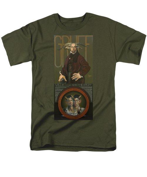 Willie Von Goethegrupf Men's T-Shirt  (Regular Fit) by Patrick Anthony Pierson