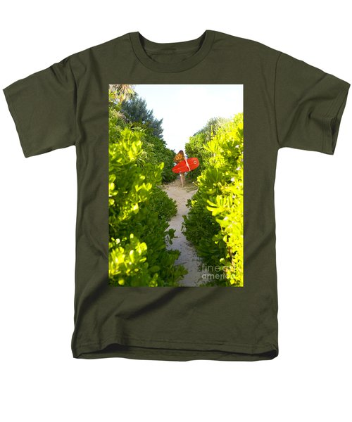 On Vacation T-Shirt by Dana Edmunds - Printscapes