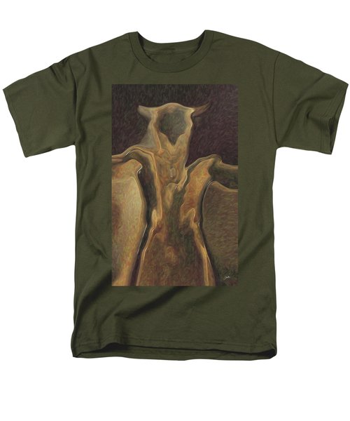 Minotaur  Men's T-Shirt  (Regular Fit) by Quim Abella