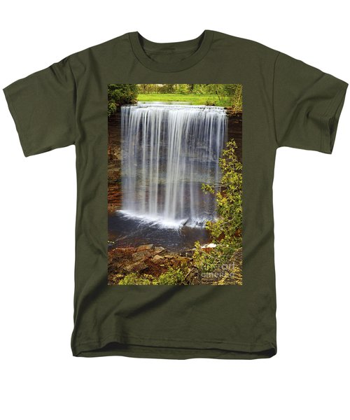 Waterfall T-Shirt by Elena Elisseeva