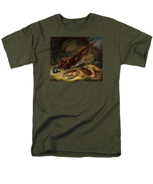 A Dead Pheasant Men's T-Shirt  (Regular Fit) by MotionAge Designs