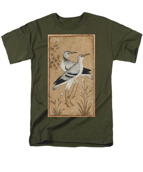 A Pair Of Lapwings Men's T-Shirt  (Regular Fit) by MotionAge Designs