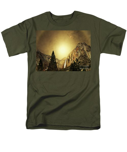Almost Heaven . Full Version T-Shirt by Wingsdomain Art and Photography