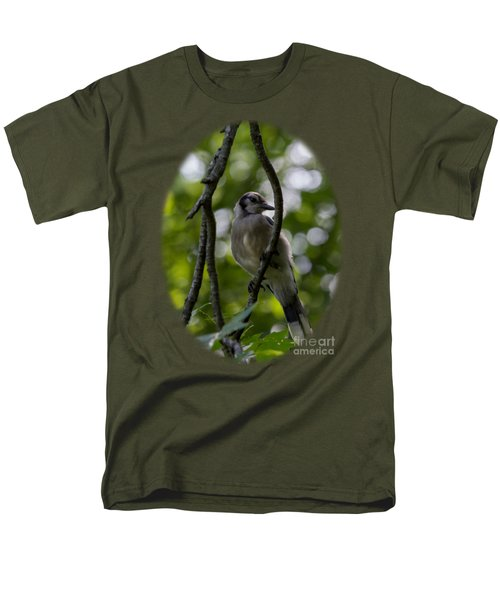 Afternoon Perch Men's T-Shirt  (Regular Fit) by Brian Manfra