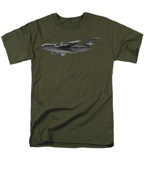 C-17 Globemaster IIi Bws Men's T-Shirt  (Regular Fit) by Mark Myhaver