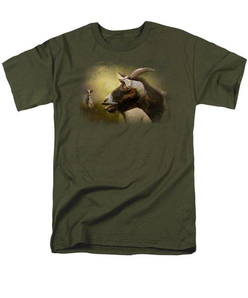 Calling Men's T-Shirt  (Regular Fit) by Jai Johnson