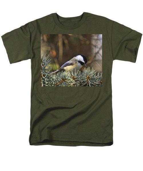 CHICKADEE-10 T-Shirt by Robert Pearson