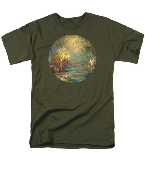 Daydream Men's T-Shirt  (Regular Fit) by Mary Wolf
