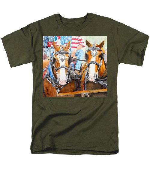 Everybody Loves A Parade T-Shirt by Ally Benbrook